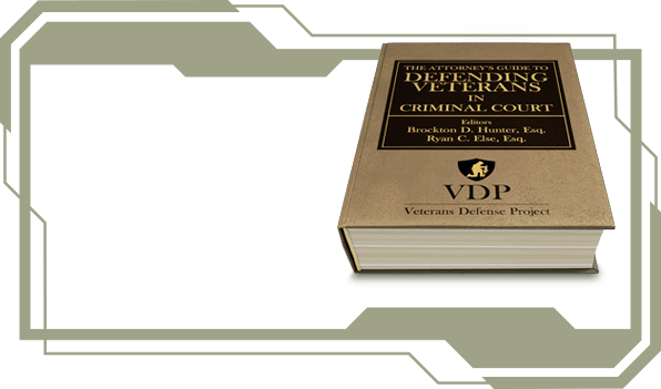 The defending Veterans Book
